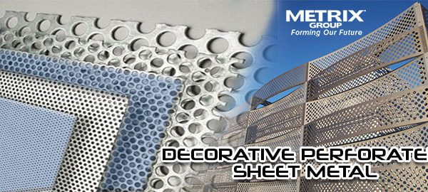 What are the Characteristic and Benefits of Perforated Metal in Design?