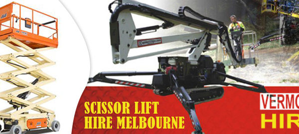 What You Should Consider About Scissor Lift Hire Melbourne?