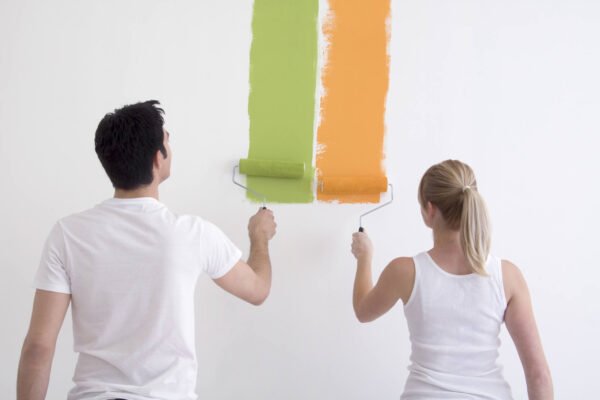 Know the necessary tools used for the exterior painting task
